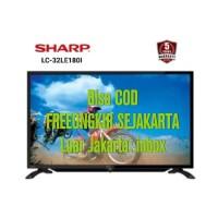 PROMO Sharp AQUOS TV LED 32 inch LC-32LE180 LC32LE180 GARANSI RESMI