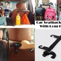 murah Car Seatback Hanger - Gantungan mobil pegangan gantungan hanger