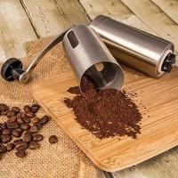 promo gila Penggiling Kopi - Caramic Manual Handy Coffee Grinder