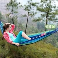 murah Hammock Colorful Kasur Gantung Camping Single Series