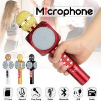 Mic Ws 1816 Bluetooth Karaoke - Wster Microphone Smule Wireless Ws1816