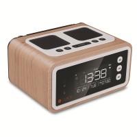 Terlaris LOCI H2 Bluetooth Speaker Alarm Clock Media Audio Mini