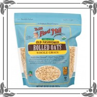 ID Bob s Red Mill Organic Old Fashioned Rolled Oats 907 gr