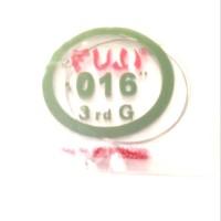 Senar gitar 09 merk Fuji no 3 Isi SATU LUSIN top collection