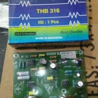 Kit Filter Subwoofer Thb316