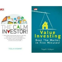 Buku The Calm Investor Dan Value Investing By Teguh Hidayat