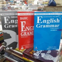 sepaket 3 buku english grammar by betty azar