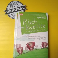 Rich Investor From Growing Investment oleh Ryan Filbert Wijaya