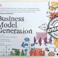 Business Model Generation oleh Alexander Osterwalder