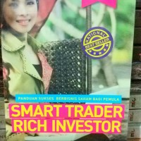 (Baru) Buku Smart Trader Rich Investor (New Edition) . Ellen May