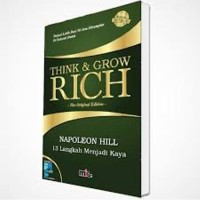(Baru) Buku Think & Grow Rich Napoleon Hill - Best seller Motivasi