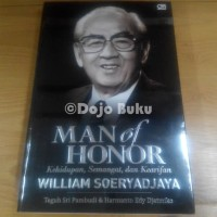 Man of Honor William Soeryadjaya