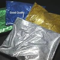 serbuk gliter/bubuk gliter 500 gram/ gliter powder/ gliter slime