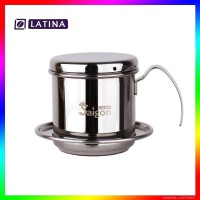 Latina Saigon REW-VD250 Vietnam Dripper Kopi Screw Tamper Coffee Drip