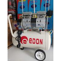 kompresor 25L EDON Kompresor Oiles 0.75HP 25L Silent Oiless Compressor