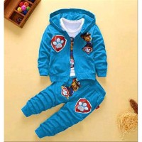 O ST KID PAW PATROL FASHION ANAK COWO MODEL TERBARU FAVORIT TERLARIS
