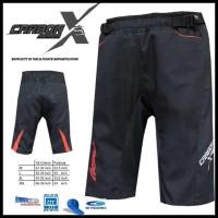 Diskon Celana Sepeda Str Carbon X2 | Size M | Dengan Padding 3D