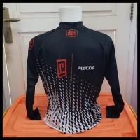 Paling Murah Kaos / Jersey Sepeda Hitam Edisi Spesial