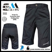Trend Terlaris Celana Sepeda Str Carbon X2 | Size L | Dengan Padding