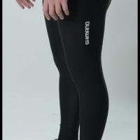 Model Terbaru Shimano Celana Sepeda Panjang - Hitam, L Garansi Resmi