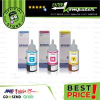Tinta Epson L Series L110/L210/L310/L350/Etc (Cyan-T6642/Magenta-T6643