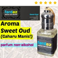 Parfum PRIA (Minyak Wangi) Gaharu Manis - Fardaz Sweet Oud