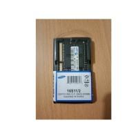 RAM SAMSUNG SODIMM DDR3 2GB PC 12800