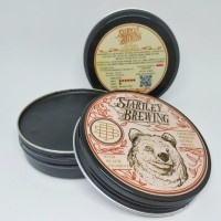 POMADE STARTLEY BREWING EXTRA HEAVY OILBASED 100 GRAM FREE CLUTCH BAG