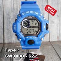 Jam tangan digital pria & anak G Shock GW-9400 biru anti air sporty