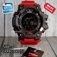 Jam tangan G SHOCK GPRB-1000 Tali merah anti air digital pria & anak
