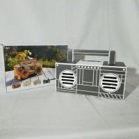 SPEAKER BLUETOOTH MODEL KLASIK RADIO MY 810BT