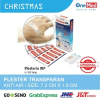 Plester Bening Anti Air isi 100 pcs / Plesterin WP Onemed