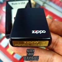 korek zippo Kw super hitam edition