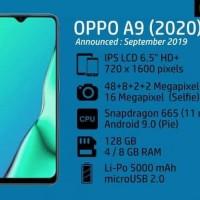 OPPO A9 2020 RAM 8/128 GB
