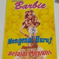 Buku Mewarnai dan Berhitung Princes, Barbie, Frozen dll