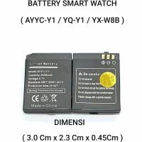 Baterai Original Smart Watch YX-W8B / YX W8B / Y1 Pro / Y1 Plus / T11