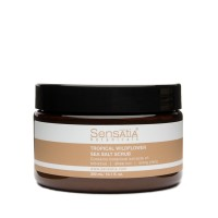 Sensatia Botanicals Tropical Wildflower Sea Salt Scrub - 300ml