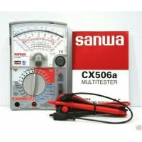 Multimeter Analog SANWA CX506A ( CX 506 A / CX-506A )
