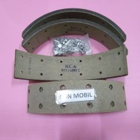 Brake lining kampas rem Colt diesel PS100, Canter PS110 ban dobel RCA