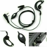 Headset earphone Handsfree Baofeng BF888s UV5R HT China 2Pin