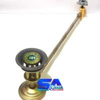 UNIT kompor MAWAR 201 - Kompor gas semawar - joss - Tekanan tinggi