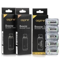 Coil Aspire Breeze 2 Pod Replacement - by BHTC