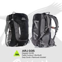 tas ransel backpack 45L original trekking competitor eiger consina