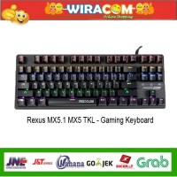 Rexus MX5.1 MX5 TKL - Gaming Keyboard