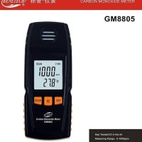 GM8805 Portable Handheld Carbon Monoxide Meter High Precision CO Gas