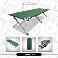 Velbed/Meja tidur Outdoor Camping I MEJA LIPAT I KASUR MINI