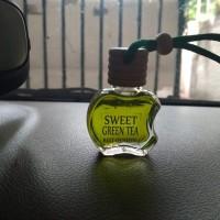 TERLARIS!! PARFUM PEWANGI PENGHARUM MOBIL DAN RUANGAN AROMA GREEN TEA