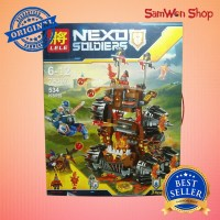 LEGO LELE NEXO SOLDIER HIGH TRACTOR 79307