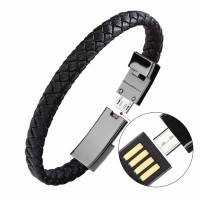 Kabel Charger Micro USB Tipe C Fast Charging untuk iPhone Samsung