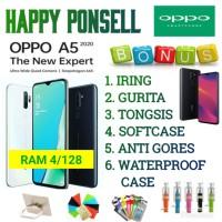 OPPO A5 2020 RAM 4/128 GARANSI RESMI OPPO INDONESIA